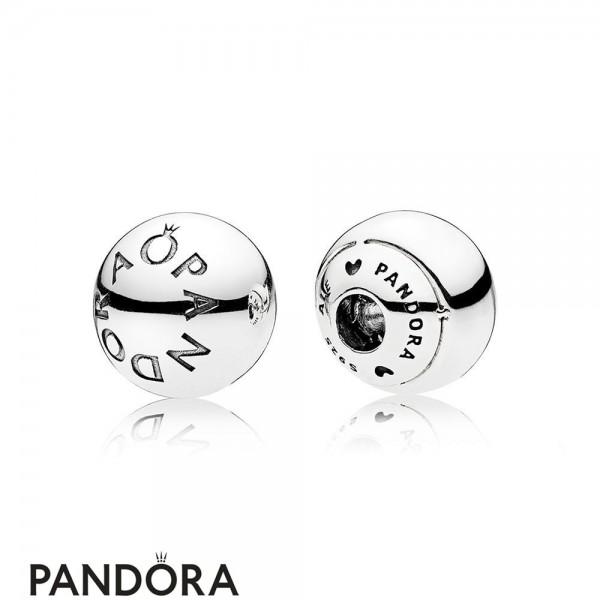 Pandora Bracelets Open Bangle Pandora Logo Open Bangle Caps Jewelry