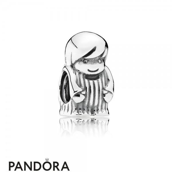 Women's Pandora Charm Garcon Precieux Jewelry