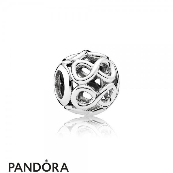 Pandora Contemporary Charms Infinite Shine Charm Jewelry