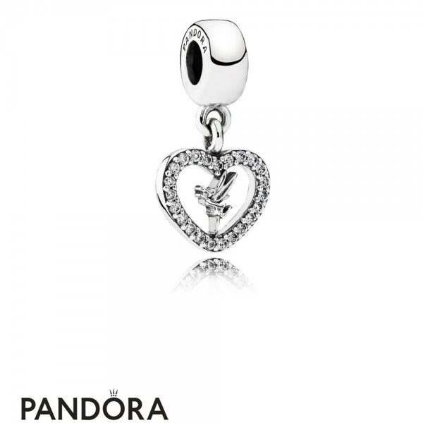 Women's Pandora Disney Charm Pendente Adorabile Trilli Jewelry