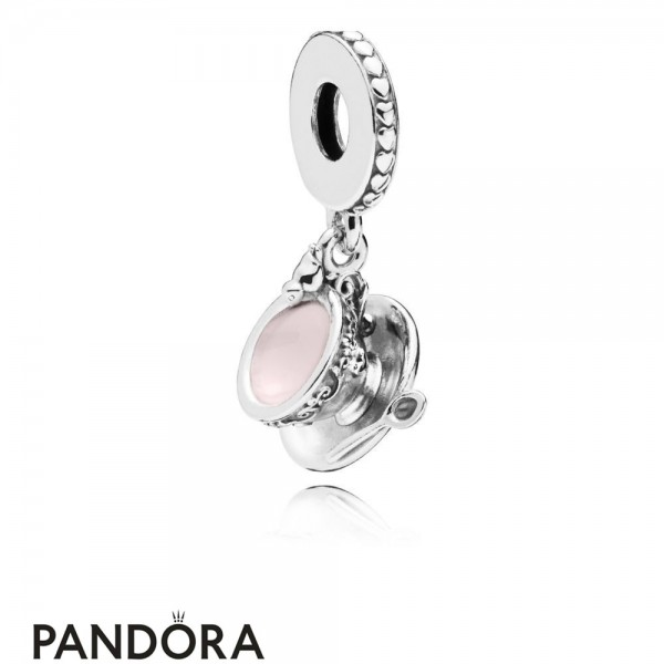 Women's Pandora Enchanted Tea Cup Hanging Charm Jewelry Jewelry