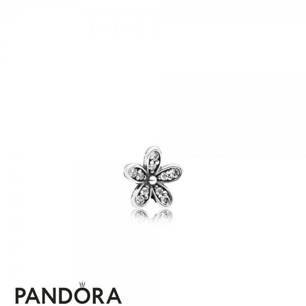 Pandora Nature Charms Sparkling Daisy Petite Charm Jewelry
