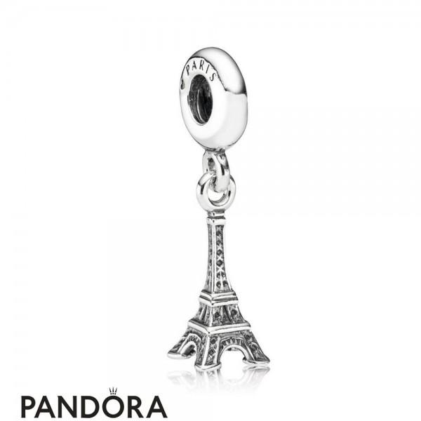 Pandora Pendant Charms Eiffel Tower Pendant Charm Jewelry
