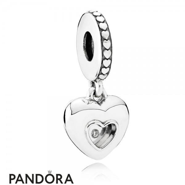 Pandora Symbols Of Love Charms 2017 Club Charm Diamond Jewelry