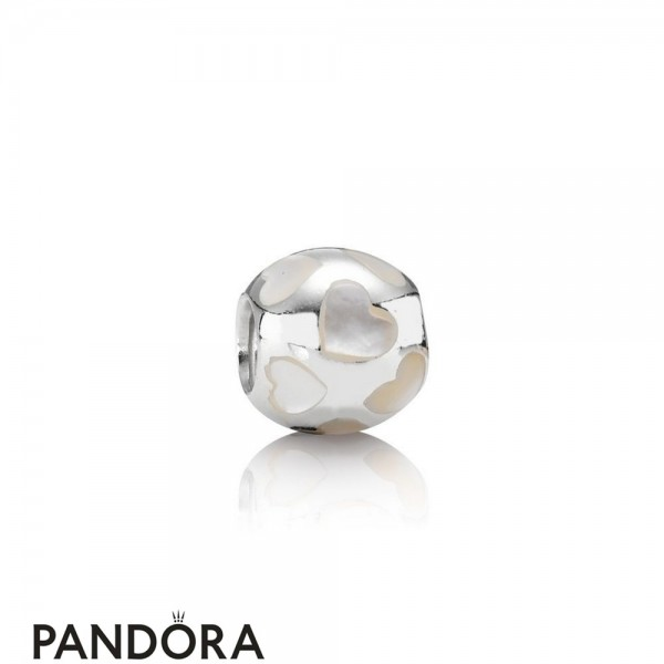 Pandora Symbols Of Love Charms Love Me Charm Mother Of Pearl Jewelry
