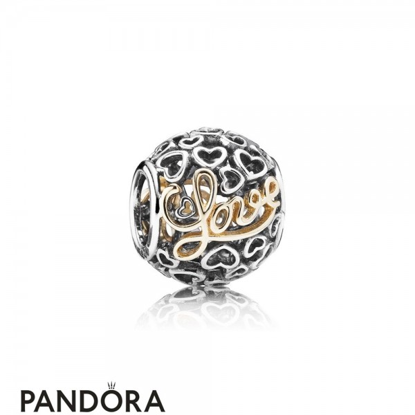 Pandora Symbols Of Love Charms Message Of Love Charm Jewelry