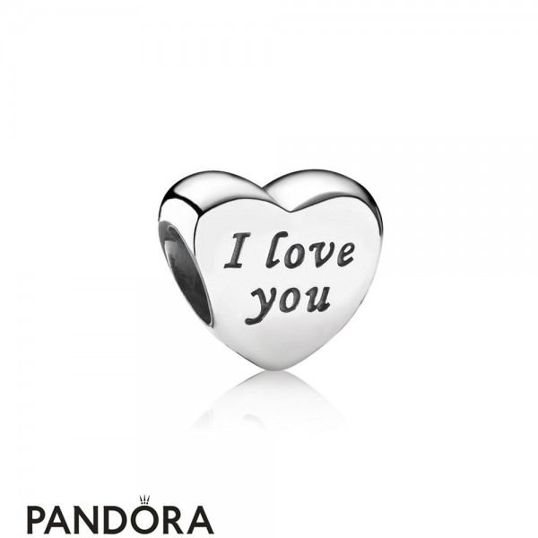 Pandora Symbols Of Love Charms Words Of Love Engraved Heart Charm Jewelry