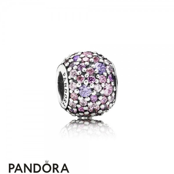 Pandora Touch Of Color Charms Pave Lights Charm Multi Colored Cz Jewelry