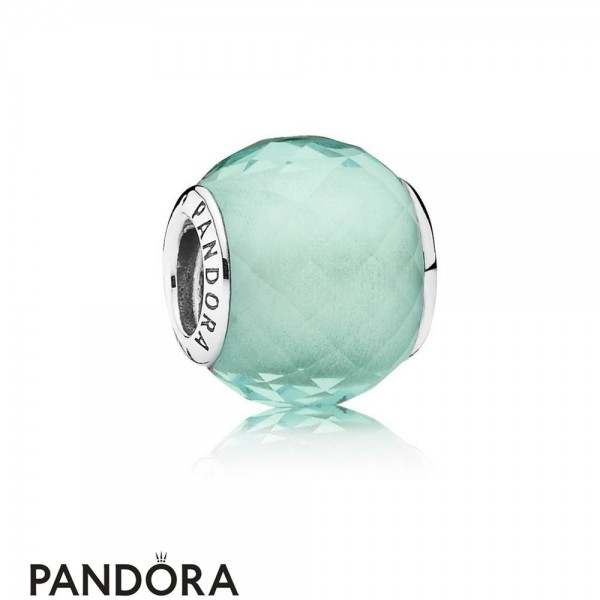 Pandora Touch Of Color Charms Petite Facets Charm Synthetic Green Quartz Jewelry