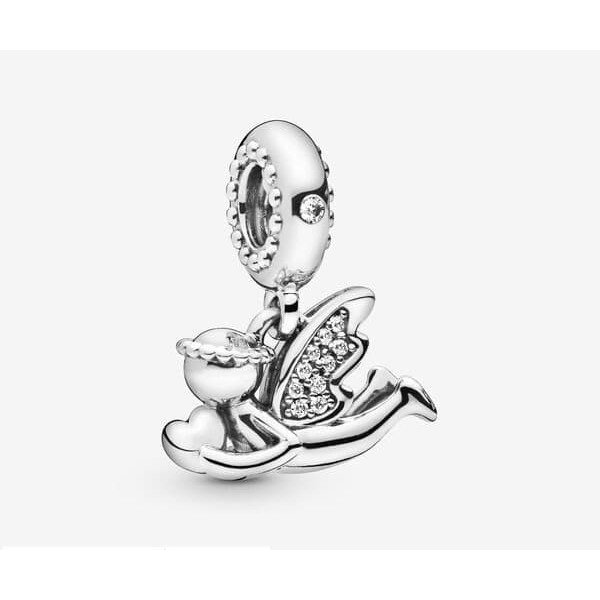 Women's Pandora Angel Of Love Dangle Charm Jewelry