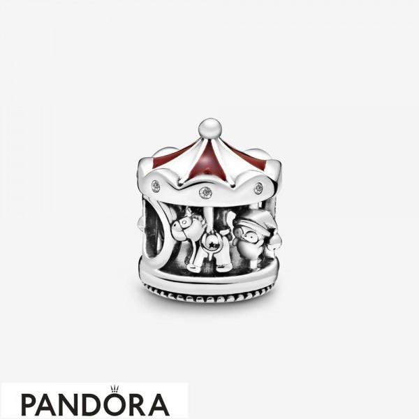 Women's Pandora Christmas Carousel Charm Jewelry