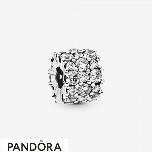 Women's Pandora Clear Sparkle Charm Jewelry