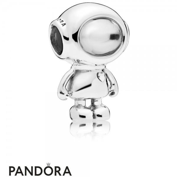 Women's Pandora Cosmo Tommy Astronaut Charm Jewelry