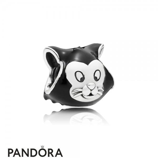 Women's Pandora Disney Figaro Cat Charm Jewelry