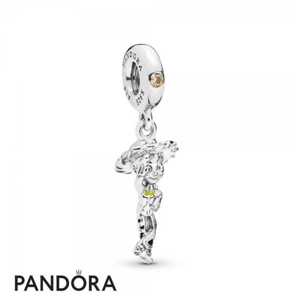Women's Pandora Disney Pixar Toy Story Jessie Hanging Charm Jewelry
