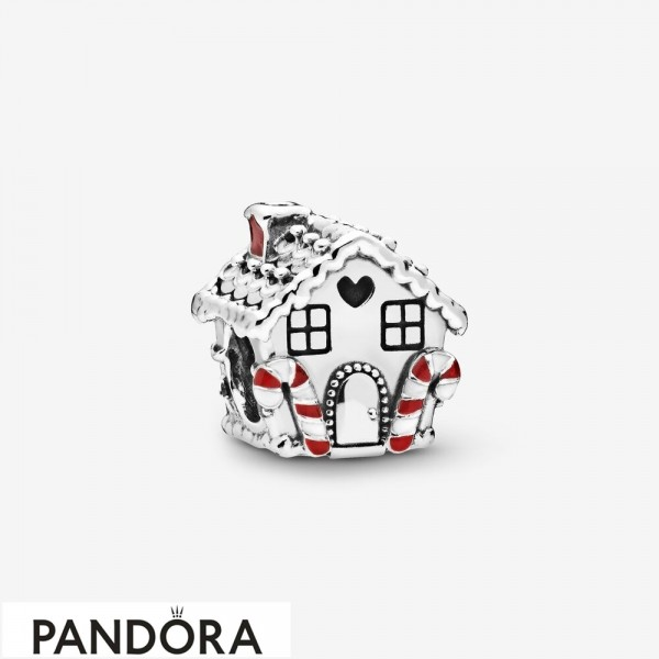 Women's Pandora Gingerbread House Charm Jewelry