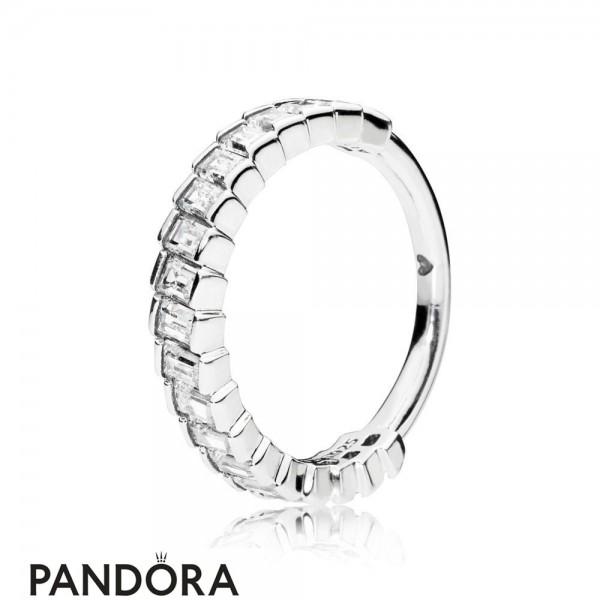 Women's Pandora Glacial Beauty Ring Jewelry