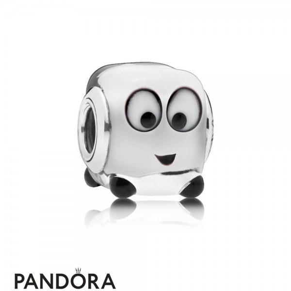Women's Pandora Heart Melter Murano Glass Charm Jewelry