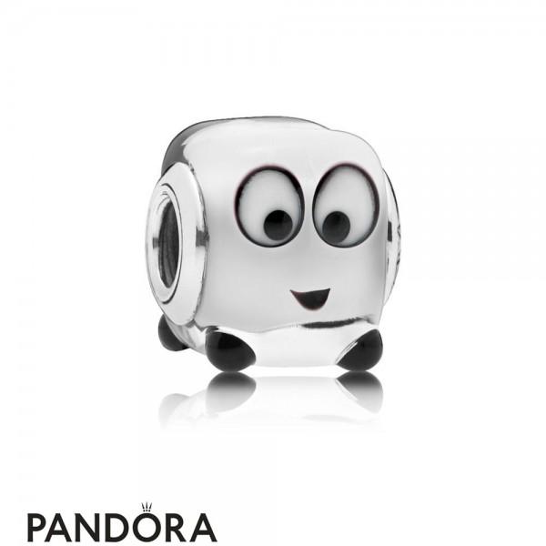 Women's Pandora Heart Melter Murano Glass Charm Jewelry