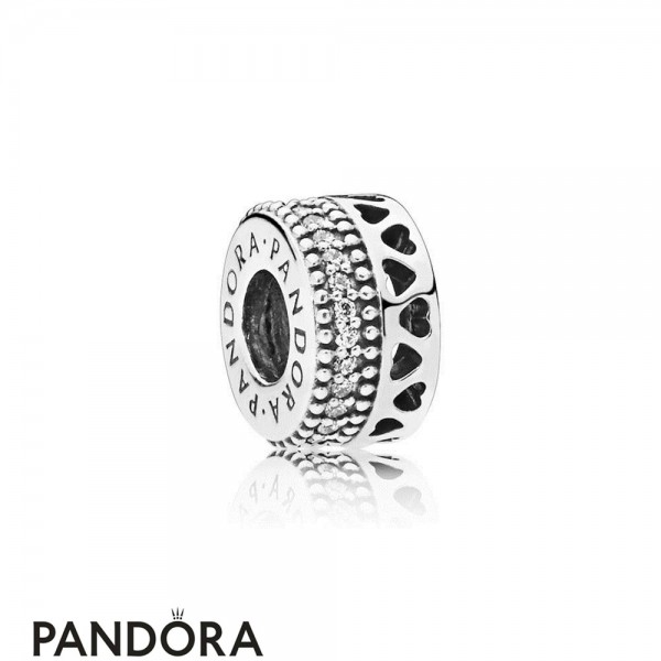 Women's Pandora Hearts Of Pandora Spacer Charm Jewelry