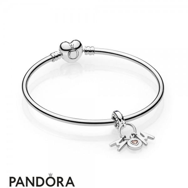Women's Pandora Love Confession Jewelry