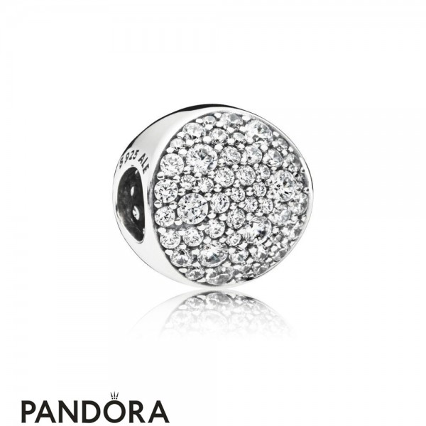 Women's Pandora Pave Sphere Charm Jewelry