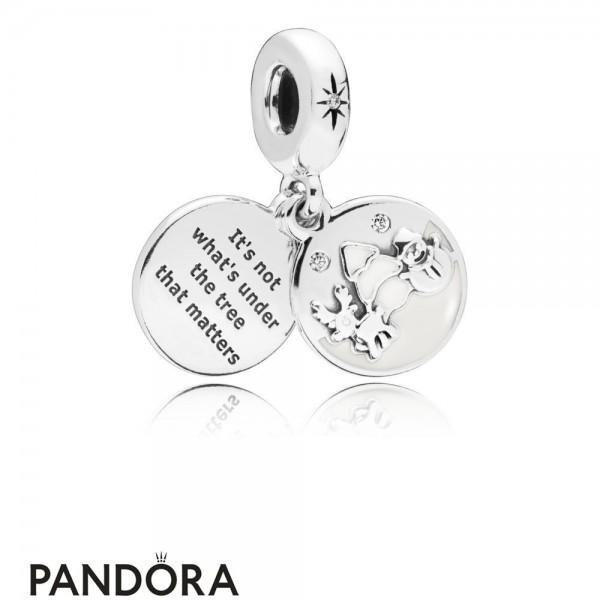Women's Pandora Perfect Christmas Hanging Charm Jewelry