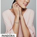 Women's Pandora Pink Travel Bag Charm Jewelry
