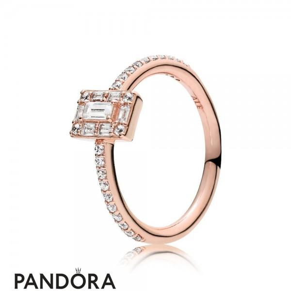 Pandora Rose Luminous Ice Ring Jewelry