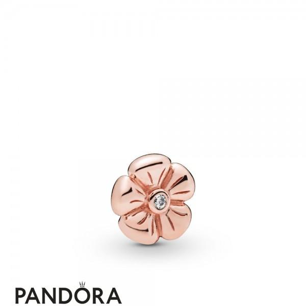 Pandora Rose Pandora Rose Classic Flower Petite Charm Jewelry