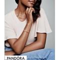 Pandora Rose Enamel Pandora Rose Reflexions Sparkling Pink Square Clip Charm Jewelry