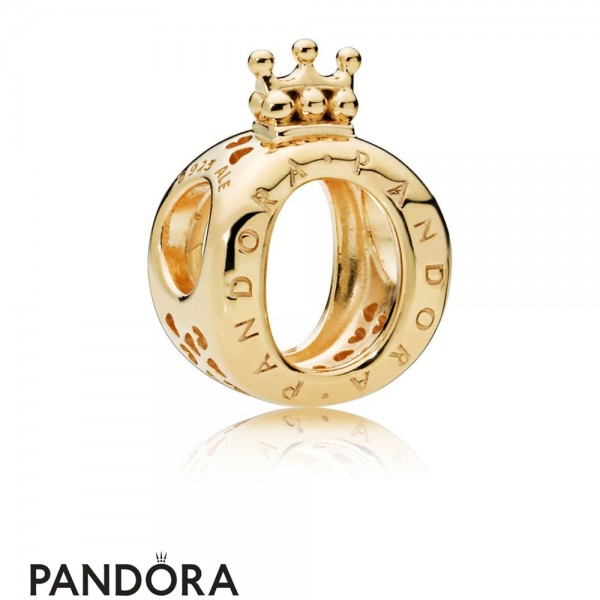 Pandora Shine Crown O Charm Jewelry
