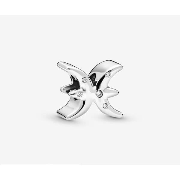 Women's Pandora Sparkling Pisces Zodiac Charm Jewelry
