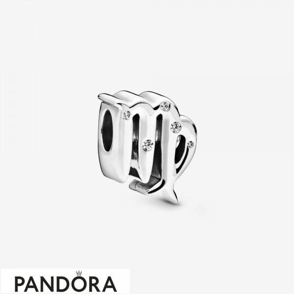 Women's Pandora Sparkling Virgo Zodiac Charm Jewelry