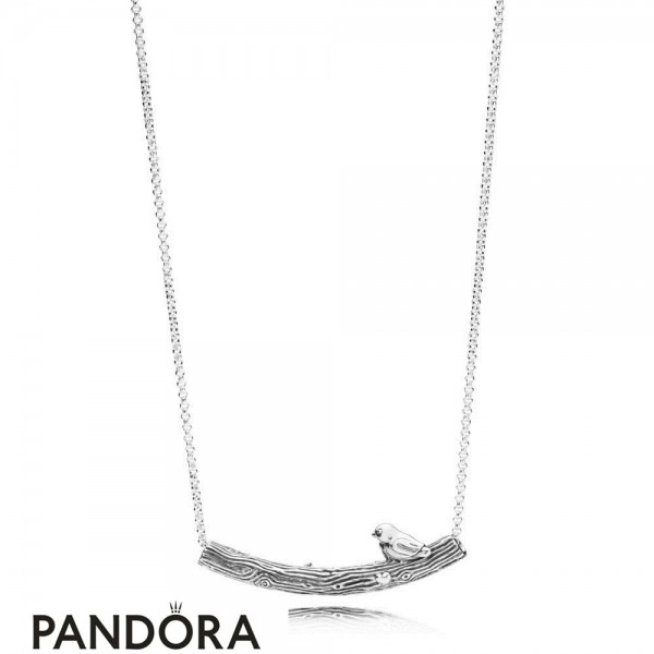 Women's Pandora Spring Bird Necklace Jewelry Jewelry
