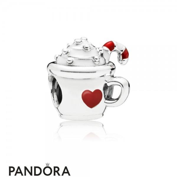 Women's Pandora Warm Cocoa Charm Jewelry