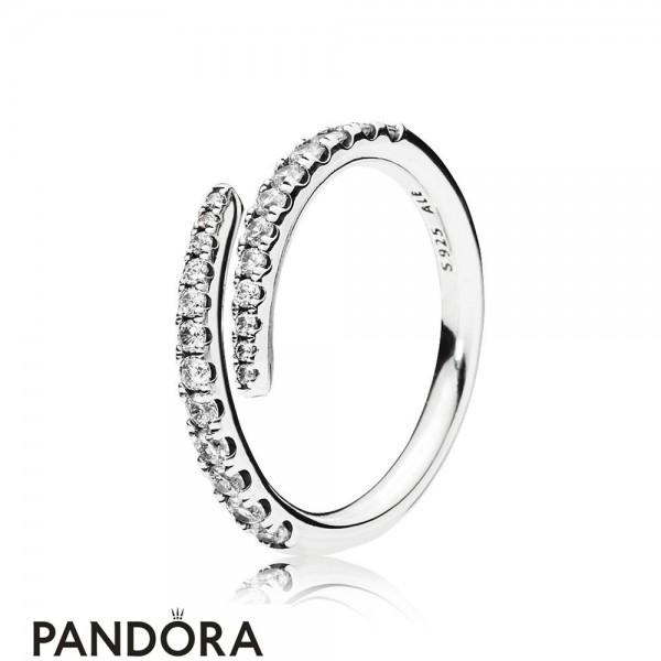 Pandora Winter Collection Shooting Star Ring Jewelry