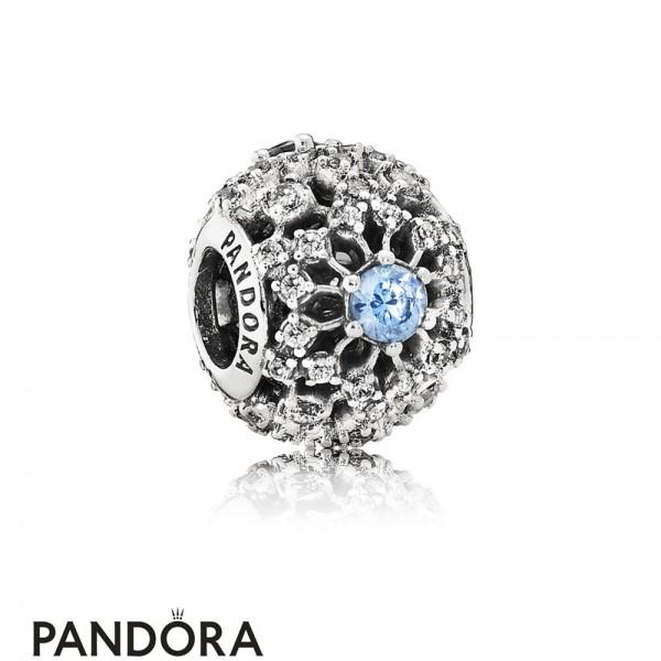 Pandora Disney Charms Cinderella's Wish Charm Frosty Mint Cz Jewelry
