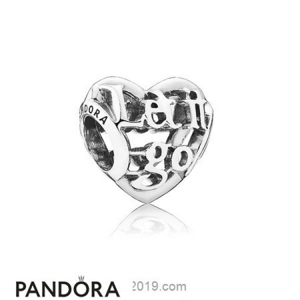 Pandora Disney Charms Let It Go Charm Jewelry
