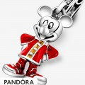 Women's Pandora Disney Mickey Mouse Dangle Charm Jewelry