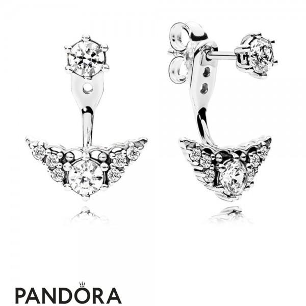 Pandora Earrings Fairytale Tiara Stud Earrings Jewelry