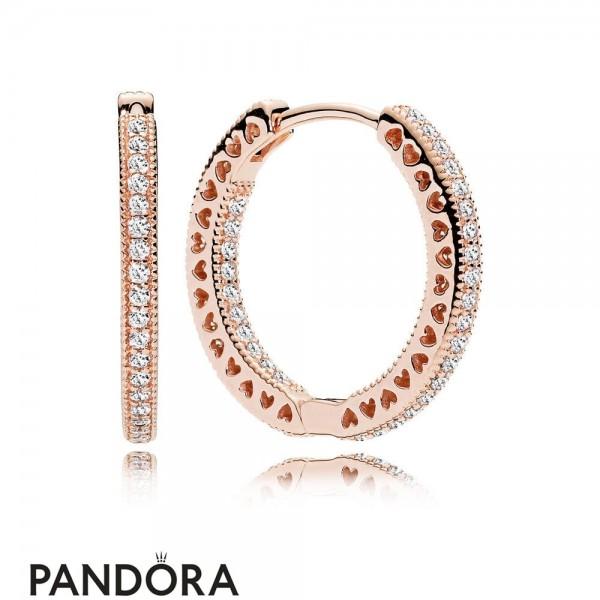 Women's Pandora Hearts Of Pandora Rose Jewelry