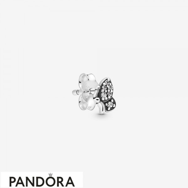 Women's Pandora My Butterfly Single Stud Earring Jewelry